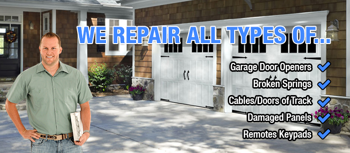 Garage Door Repair Commerce City CO